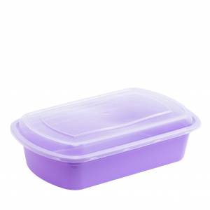 Rect. Food Container L11187