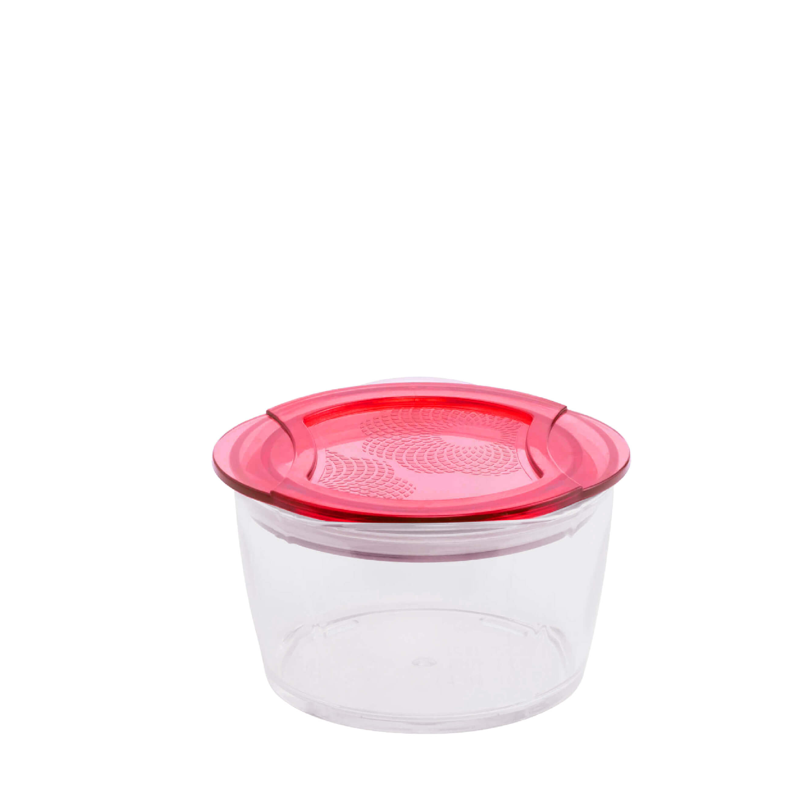Circle Crystal Container L1177