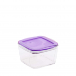 Square Crystal Container L1092