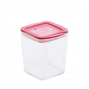 Square Crystal Container L1093