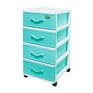 Knit Cabinet - 4 Drawer