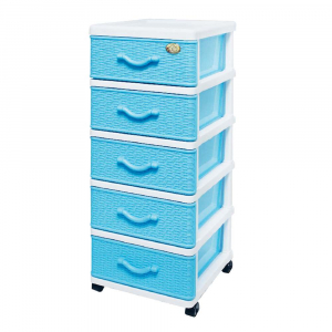 Knit Cabinet - 5 Drawer