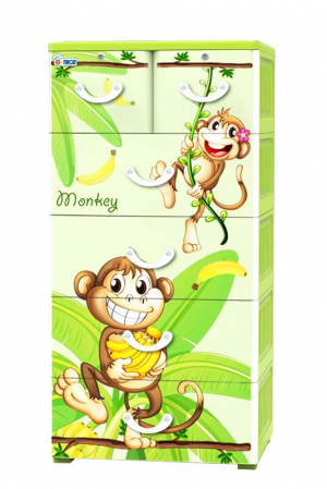 Fairy Cabinet - Little Monkey